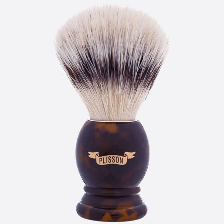 """Original Shaving Brush """"High Mountain White"""" fibre - 4 colours thumb-0"""