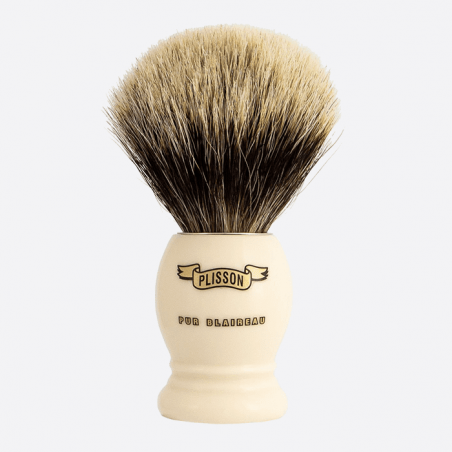 Original Shaving Brush European Grey - 4 colours thumb-0