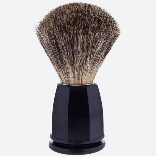 China Grey faceted brush - 2 colours