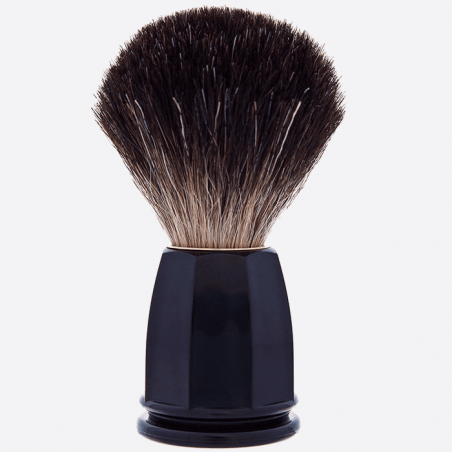 Pure Black faceted brush - 2 colours thumb-1