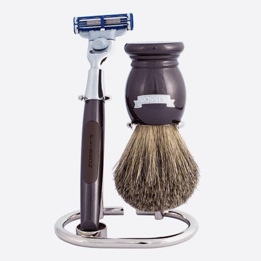 Set de afeitado Essential Sport - 3 colores