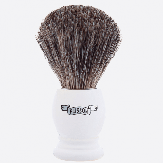 Essential Russian Grey Shaving Brush - 8 colours