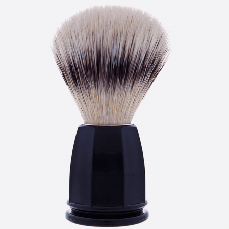 """High Mountain White"" fibre faceted brush - 2 colours thumb-2"
