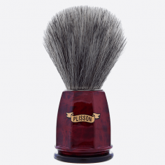 """Pure Grey"" fibre faceted brush - 2 colours"