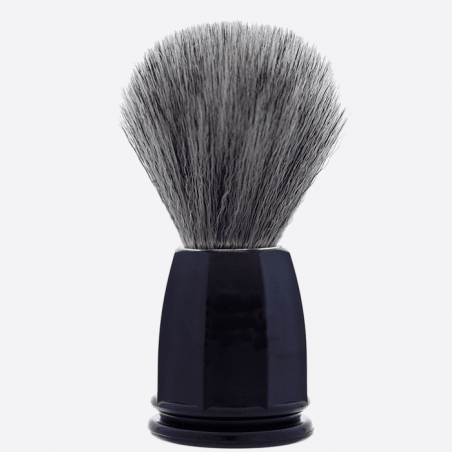 """Pure Grey"" fibre faceted brush - 2 colours thumb-1"