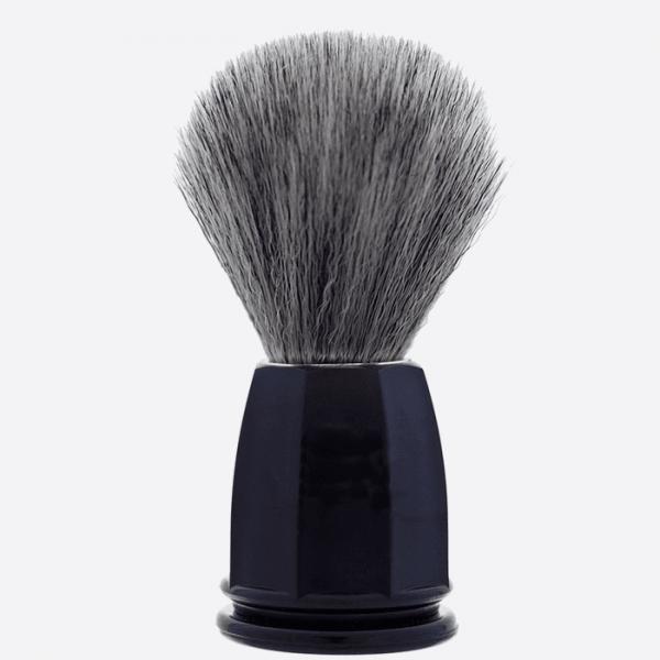 """Pure Grey"" fibre faceted brush - 2..."