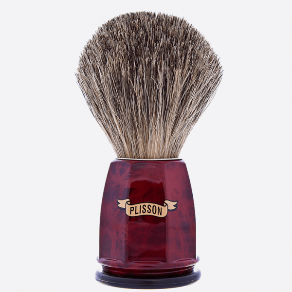 Russian Grey faceted brush - 2 colours