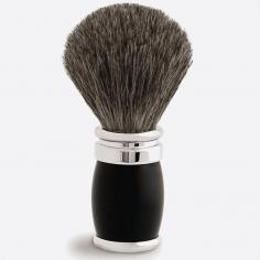 "Shaving brush ""Soft Touch"" barrel and palladium"