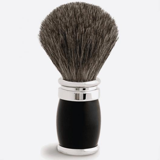"""Brocha de afeitar """"Soft Touch"""" barril y paladio"""