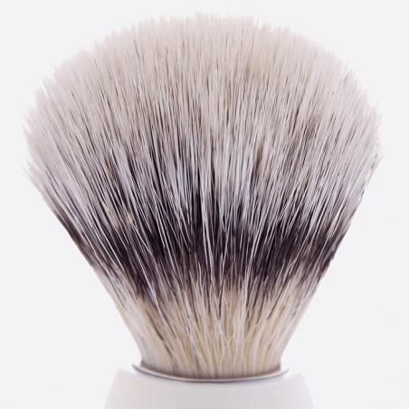 "Essential Shaving Brush - 8 colours,""High Mountain White"" Fibre thumb-2"