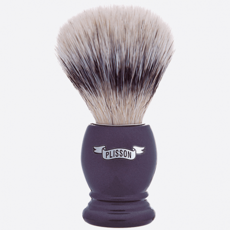 "Essential Shaving Brush - 8 colours,""High Mountain White"" Fibre thumb-0"