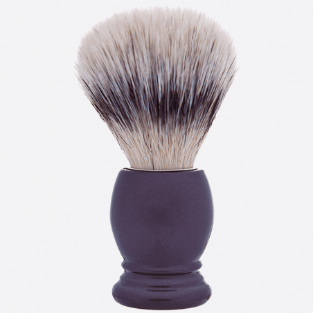 "Essential Shaving Brush - 8 colours,""High Mountain White"" Fibre thumb-1"