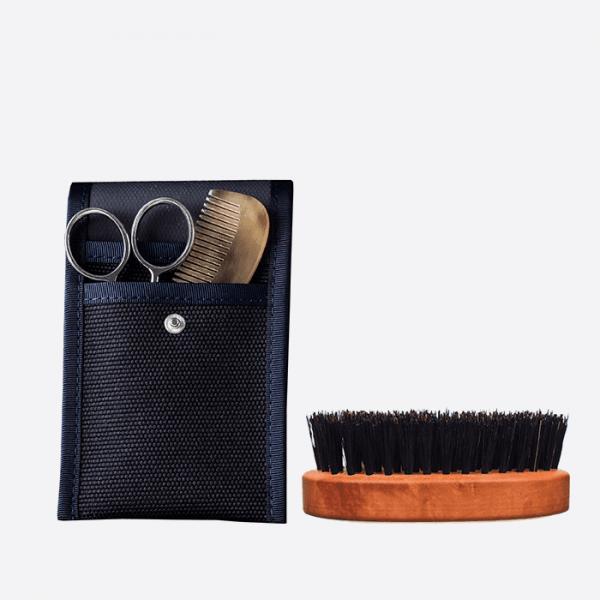 Coffret 3 pièces pour la barbe
