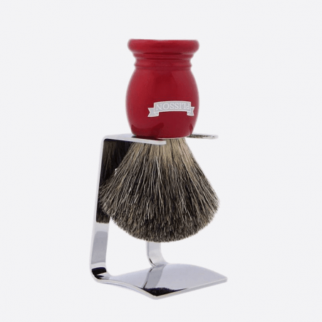 Essential Shaving brush on its stand - 5 colours thumb-2