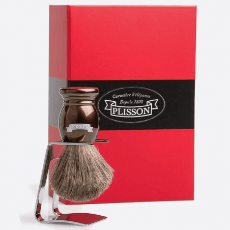 Essential Shaving brush on its stand - 5 colours thumb-1