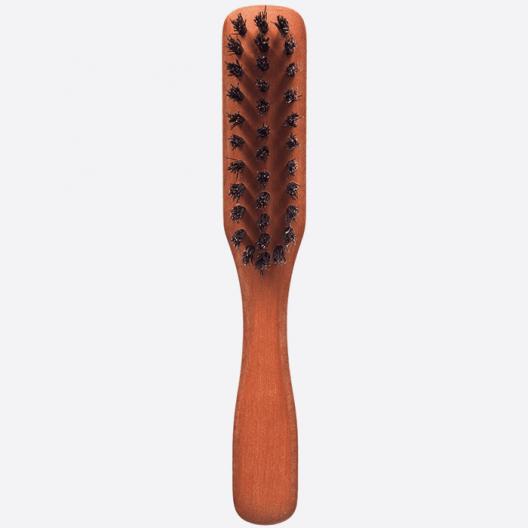 Brosse pour la barbe avec manche