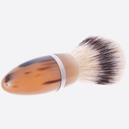 Rasierpinsel blondem Horn & Stand thumb-3