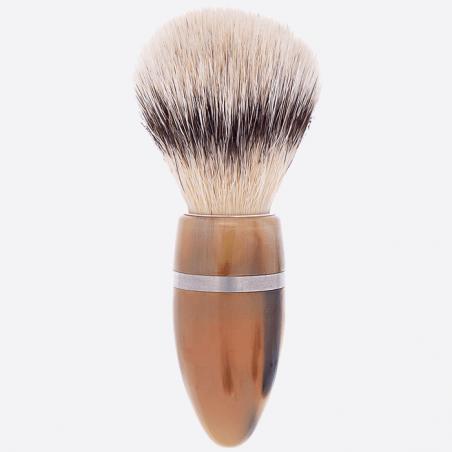 Rasierpinsel blondem Horn & Stand thumb-4