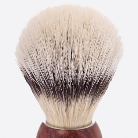 Blaireau fibre - ligne bois de bubinga thumb-1