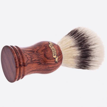 Blaireau fibre - ligne bois de bubinga thumb-2