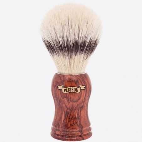 Blaireau fibre - ligne bois de bubinga thumb-4
