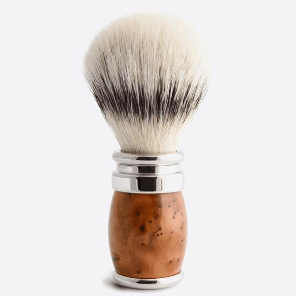 Brocha de afeitar madera Thuya