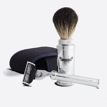 Shaving set for travel thumb-0