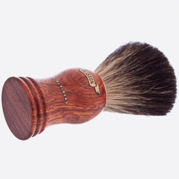 Brocha de afeitar Madera Bubinga