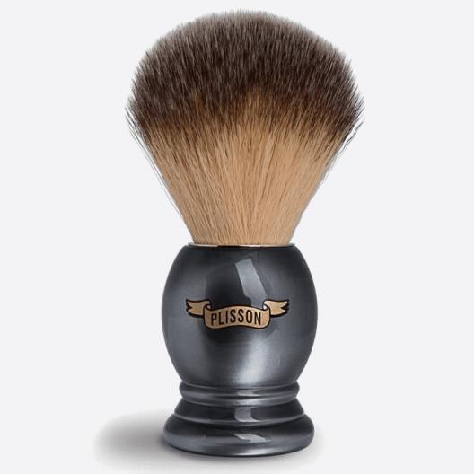 Brocha de afeitar Original Gris Perla - Fibra Rubia