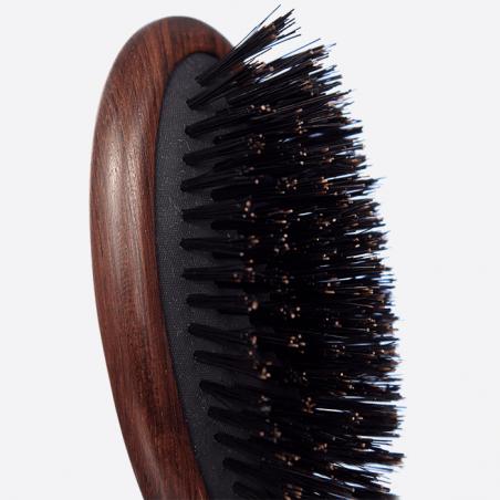 Brosse à cheveux pneumatique petit modèle - 100% Sanglier thumb-1