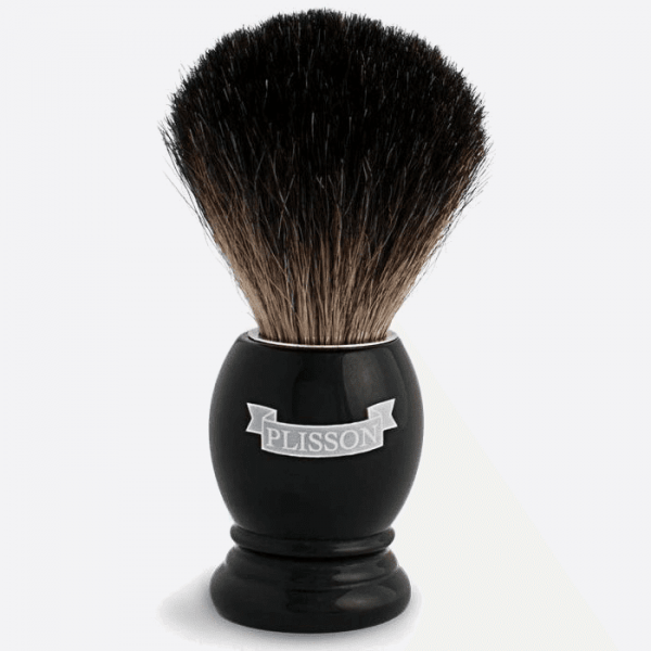 Essential Shaving Brush Pure Black -...