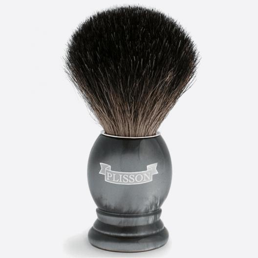 Essential Shaving Brush Pure Black - 5 colours