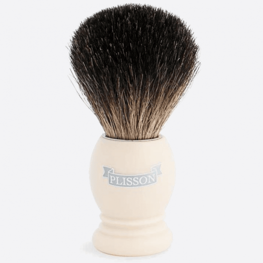 Essential Shaving Brush Pure Black - 5 colours
