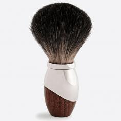 Brocha de afeitar Nogal de Canadá