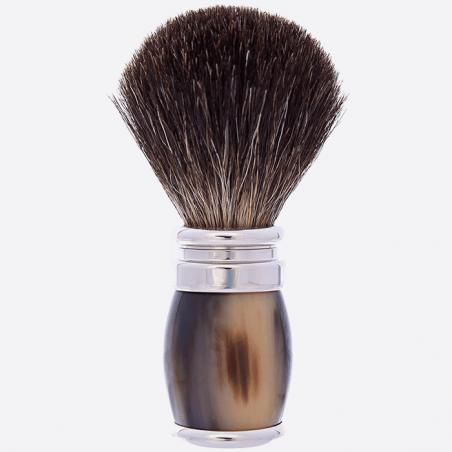 Rasierpinsel Horn & Palladium thumb-0
