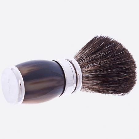 Rasierpinsel Horn & Palladium thumb-1