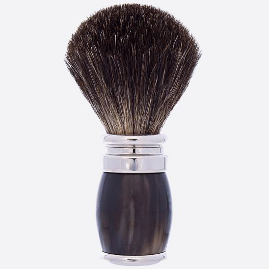 Brocha de afeitar Cuerno & Paladio