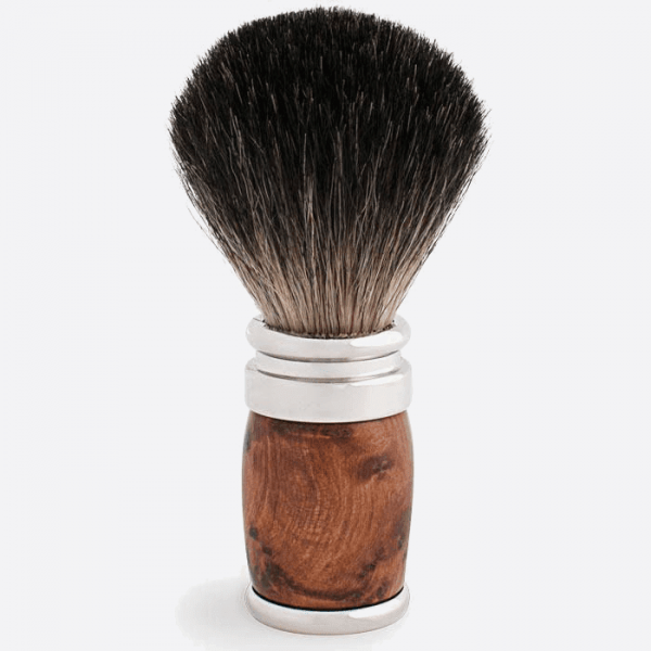 Brocha de afeitar Nudo de tuya