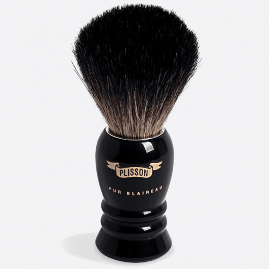 Shaving Brush High Mount Pure Black - 3 colours