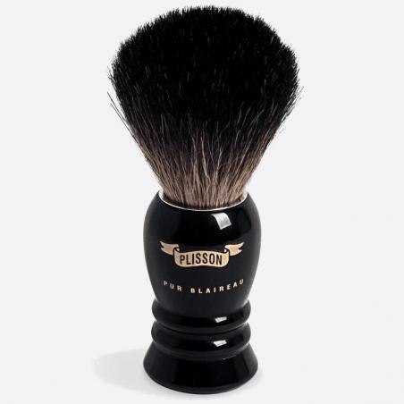 Shaving Brush High Mount Pure Black - 3 colours thumb-0