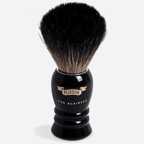 Shaving Brush High Mount Pure Black - 3 colours