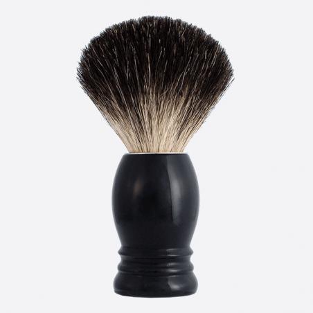 Brocha de afeitar High Mount Puro Negro - 3 colores thumb-1