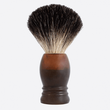 Shaving Brush High Mount Pure Black - 3 colours thumb-1