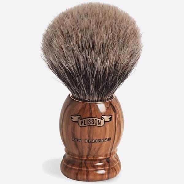Brocha de afeitar Madera de Olivo