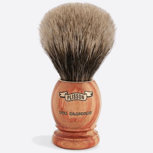 Rosewood handle & european gray