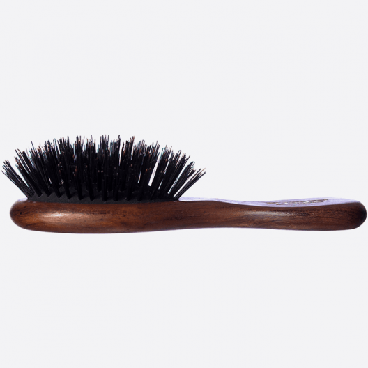 Brosse à cheveux pneumatique de sac - 100% Sanglier