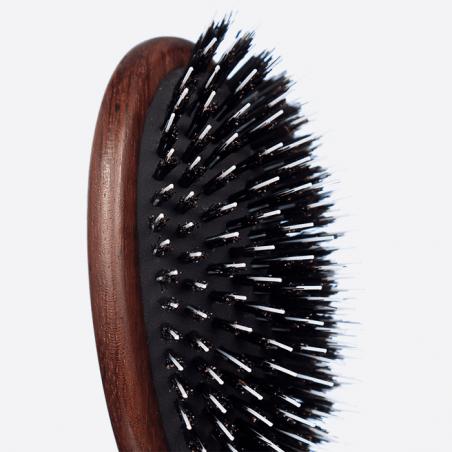 Brosse à cheveux pneumatique grand modèle - Sanglier et Picots Nylon thumb-2