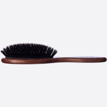 Brosse à cheveux pneumatique grand modèle - 100% Sanglier thumb-2