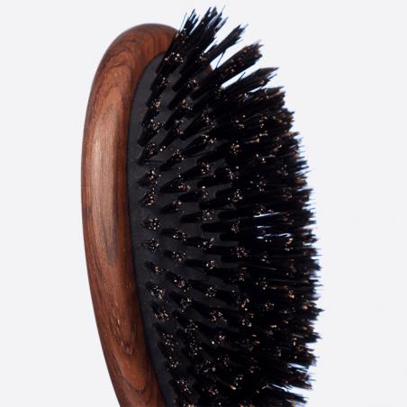 Brosse à cheveux pneumatique grand modèle - 100% Sanglier thumb-3