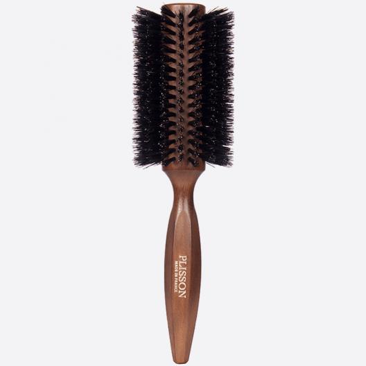 Brosse à cheveux Brushing 18 rangs - 100% Sanglier